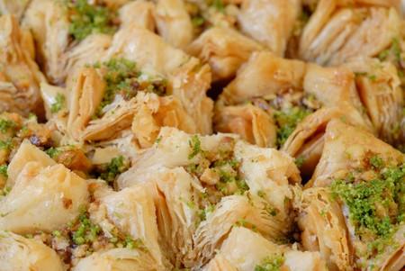 baklava: East sweets. Baklava