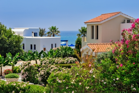 Luxurious holiday beach villas for rent on Cyprus