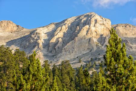 olympus: Trekking near mountain peaks of Olympus ridge in Greece