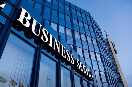 Business skyscraper photo