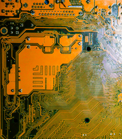 mainboard: back of mainboard for texture