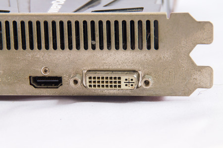 the hi-end VGA card for Computer photo