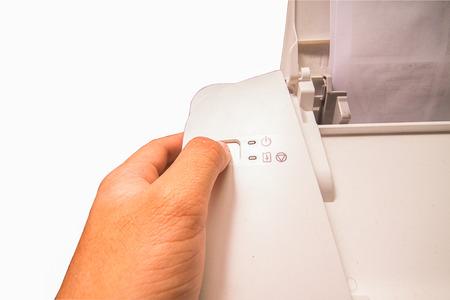 inkjet printer: the inkjet printer for use in the work