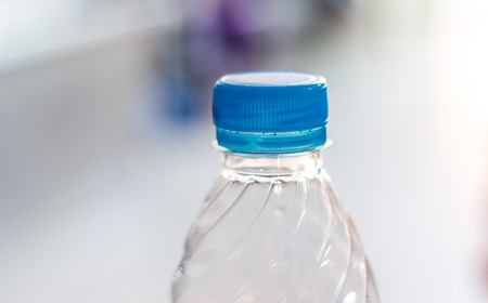bottled water: Plastic Bottled Water For drinking to quenching.