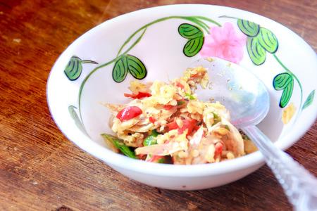 pounding: Pepper and garlic pounding profile
