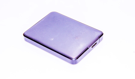it tech: the external harddisk for the data
