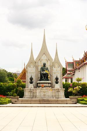 creador: Rey Monumento Tailandia es el creador bangkok