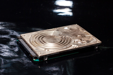 technic: the harddisk is technology for storage data computer