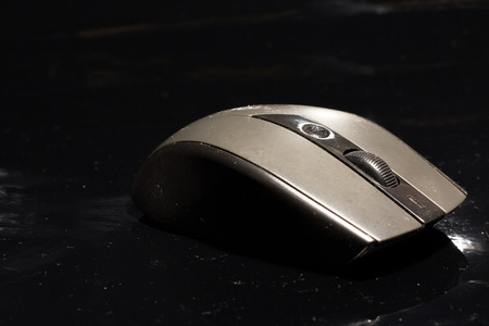The mouse is technology for select icon in your computer