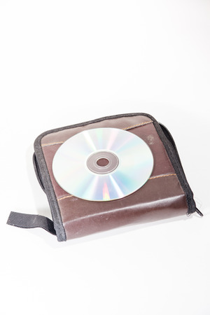 the bag cd or dvd device.