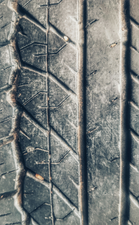 the tire will be background in designed art work