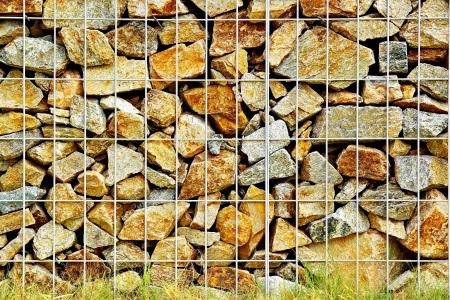 rockwall: Rock Fence