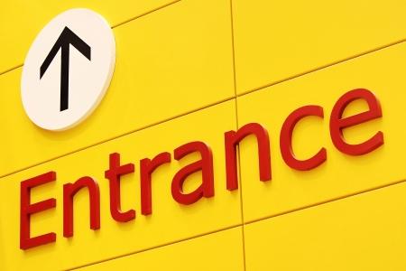 Entrance Stock Photo - 23175540