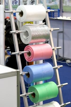 conductivity: Polyethylene Foam