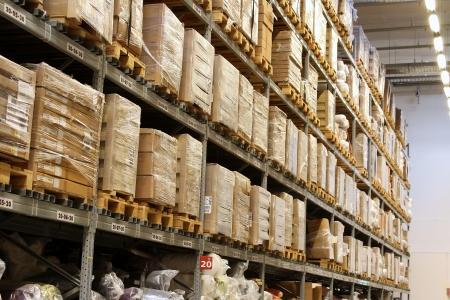 warehouse cargo: Warehouse