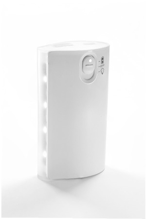 compatible: Powerbank Isolated on white background