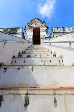righteous: Go to the heaven, a steep way to the top of the Pagoda