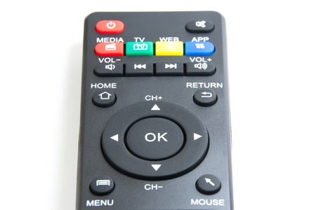 ok button: Closed up OK button on the smart plyer remote control