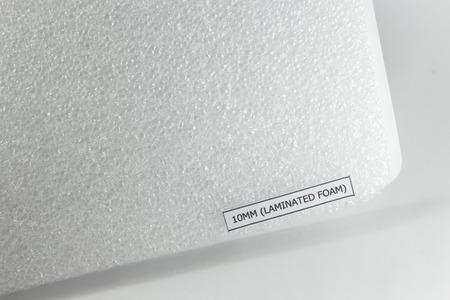 conductivity: Closed up Shockproof material Polyethelene foam