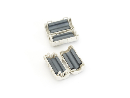 EMC, RFI and Noise reduction device - Ferrite Clamp or Clamp Filter
