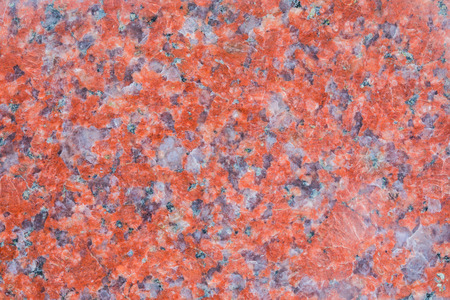 Granite, basalt or marble stone crystal texture