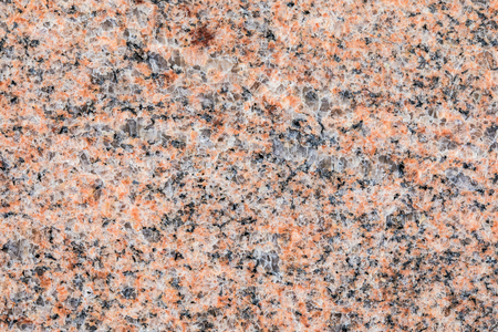 Granite, basalt or marble stone crystal texture of polished gravestone. The macro shot is made by means of stacking technology Banco de Imagens