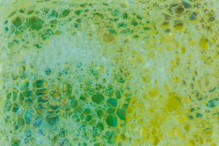 Soap foam texture or background