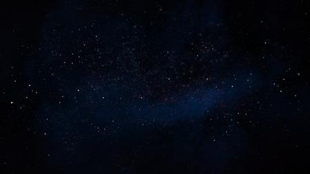 natural phenomenon: Open stars cluster