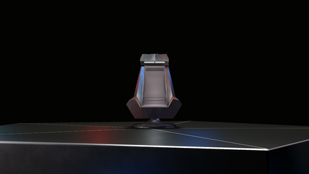 comp: Space Throne, ready for comp of your characters