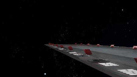 Weltraumumgebung, bereit für die comp Ihrer Charaktere
