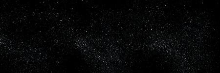 star field 3d render