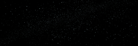 star field 3d rendering Stock Photo