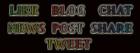Social Media Banque d'images - 114689650
