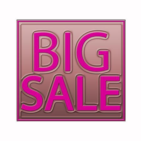 50% Off Discount Offer 3d illustration Stok Fotoğraf