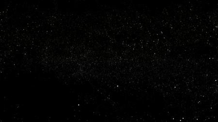 Space Galaxy 3d rendering