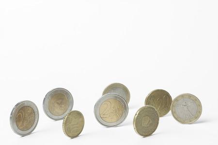 2 50: Euro Coins