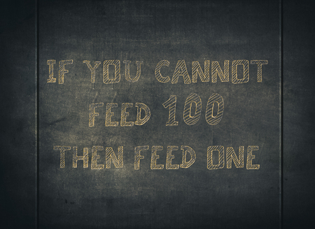 Feed share food caring help homeless letterpress typography helping kind kindness charity giving teamwork people hungry children love purity karma