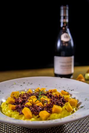 risotto brazilian food gourmet