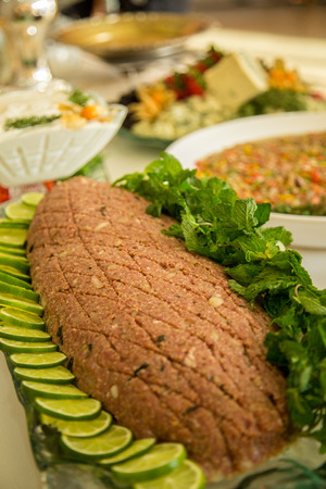 kibe raw arabic tradition