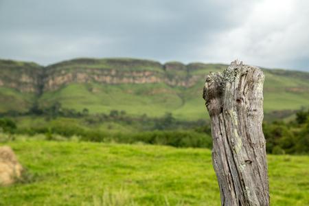 National park Brazil Serra da Canastra