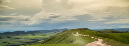 National park brazil serra da canastra Stock Photo