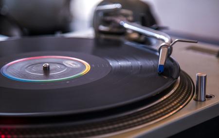 disc vinil vintage nigth club