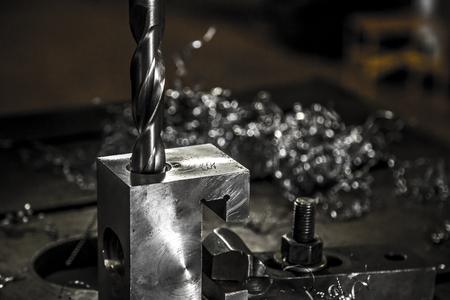 Bohrmaschine Industrie