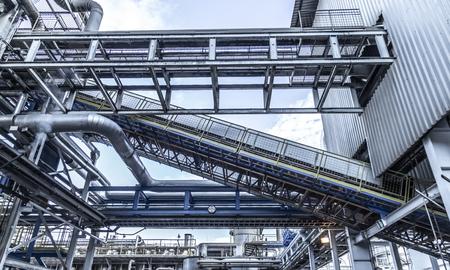 Bagassa industriale della canna della fabbrica della linea di produzione del trasportatore dello zucchero