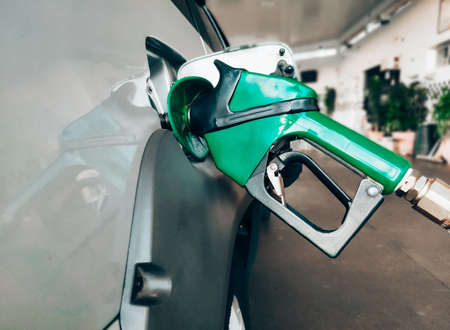 close of ethanol supply at gas station