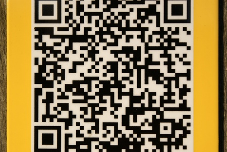 qrcode: QR code for improved advertising