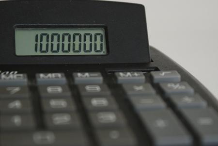 million: One million - accounting
