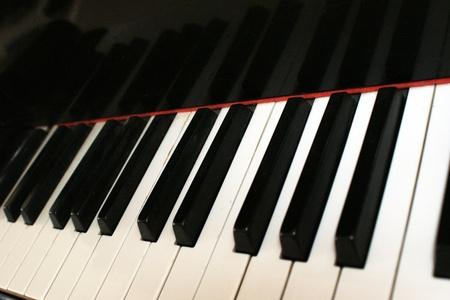 tastatur: The piano