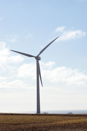 Windturbine Stock Photo - 12874597