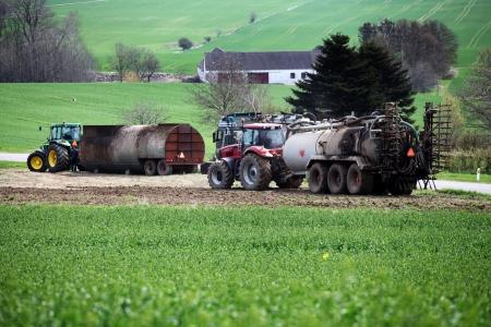 Agriculture. Denmark.
